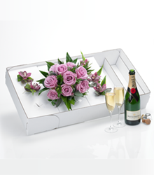 wedding delivery boxes